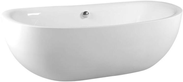 Volně stojící vany akrylátové