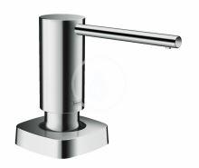 Hansgrohe Příslušenství Dávkovač mycích prostředků A71, 500 ml, chrom
