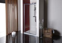 Polysan LUCIS LINE sprchové dveře 1000mm, čiré sklo