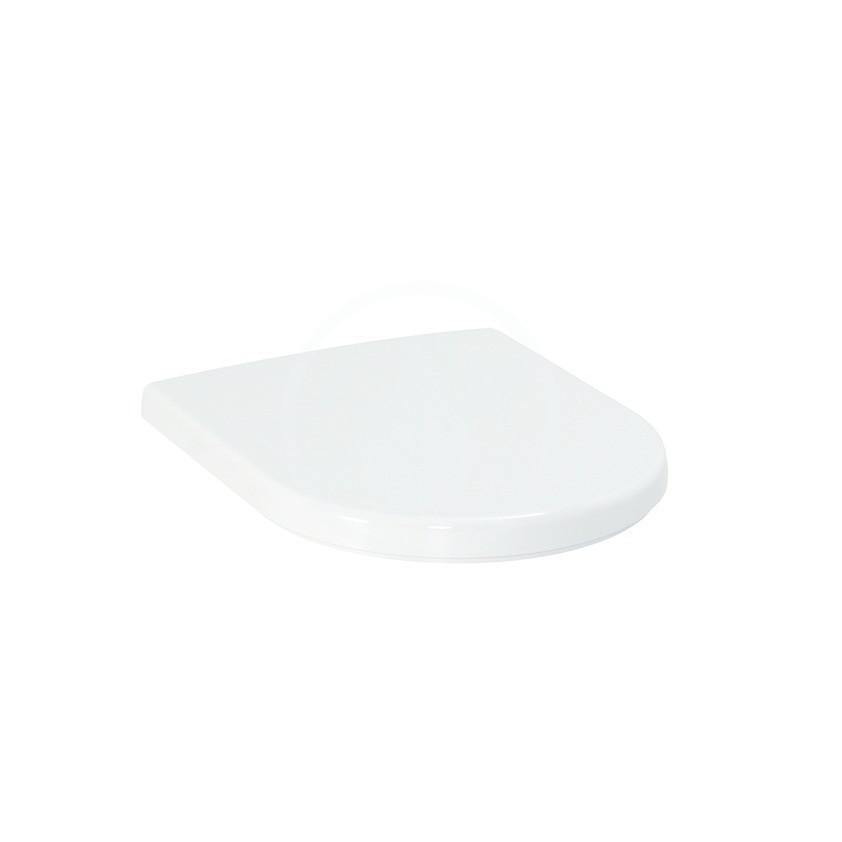 Laufen Pro WC sedátko, odnímatelné, SoftClose, duroplast, bílá