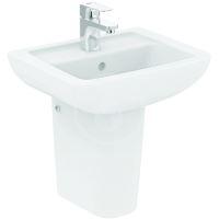 Ideal Standard Tempo Polosloup 180 x 260 x 340 mm pro umývátko T0593, bílá