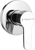 SIEGER podomítková sprchová baterie, 1 výstup, chrom