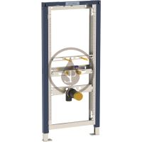 Geberit Duofix Montážní prvek pro pisoár, 112–130 cm, univerzální, pro ovládání splachování na omítku