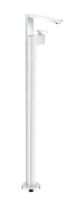 Axor Edge Umyvadlová baterie na podlahu s výpustí, chrom/diamantový brus