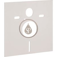 Geberit Duofix Souprava pro tlumení hluku pro závěsné WC a závěsný bidet