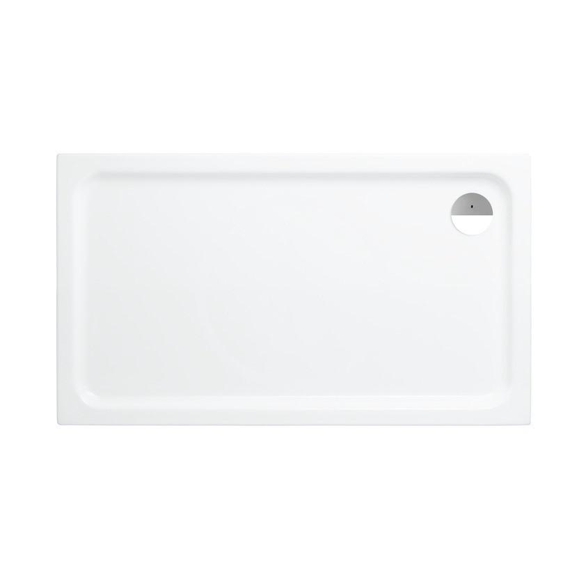 Laufen Solutions Sprchová vanička, 1400 x 800 mm, bílá