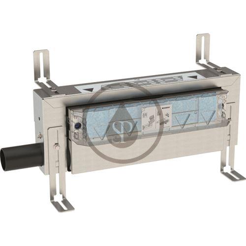 Geberit Kombifix Montážní prvek pro sprchu, s odtokem ve stěně, pro výšku mazaniny u vtoku 90–200 mm