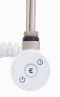 Elektrická topná tyč 600 W bílá