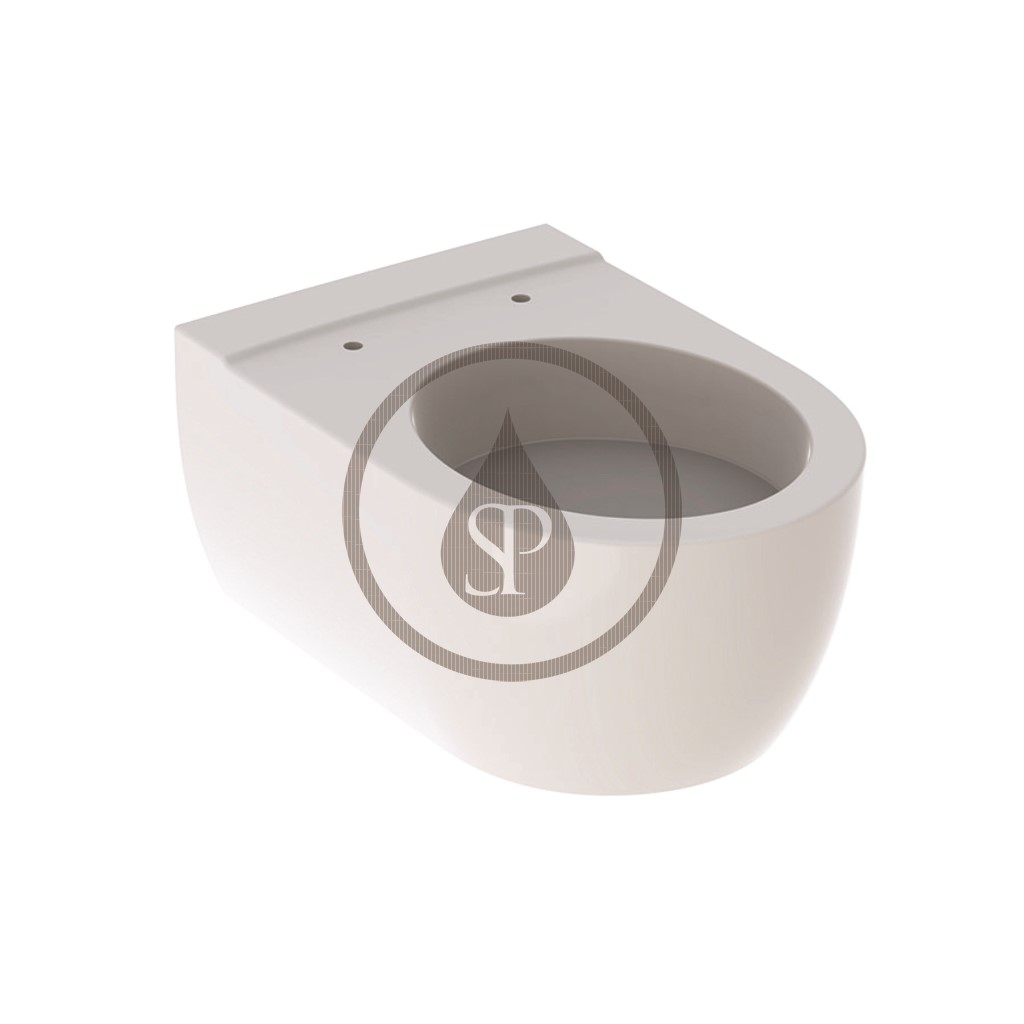 Geberit iCon Závěsné WC, 355x530 mm, bílá