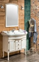 Koupelnový set RETRO 100, starobílá