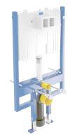 Villeroy & Boch ViConnect Předstěnová instalace Compact pro závěsné WC, 112 cm, se splachovací nádržkou pod omítku