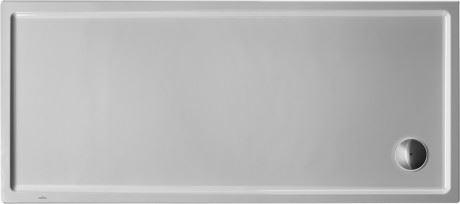 Duravit Starck sprchová vanička Slimline 1600x900mm,obdélník