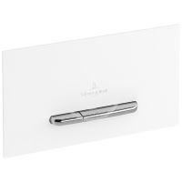Villeroy & Boch ViConnect Ovládací tlačítko E300, bílá/chrom