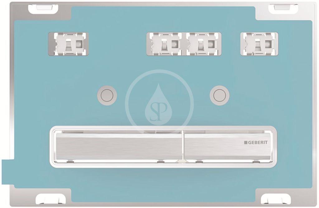 Geberit Sigma50 Ovládací tlačítko Sigma50, bez výplně