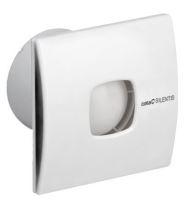 Cata SILENTIS 12 T koupelnový ventilátor axiální s časovačem, 20W, potrubí 120mm,bílá