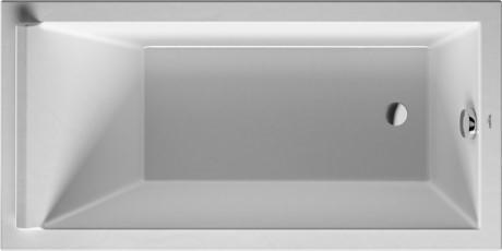 Duravit Starck vana 1500x750mm bílá
