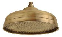 Reitano Rubinetteria ANTEA hlavová sprcha, průměr 300mm, bronz