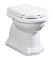 Kerasan RETRO WC mísa 38,5x45x59cm, zadní odpad