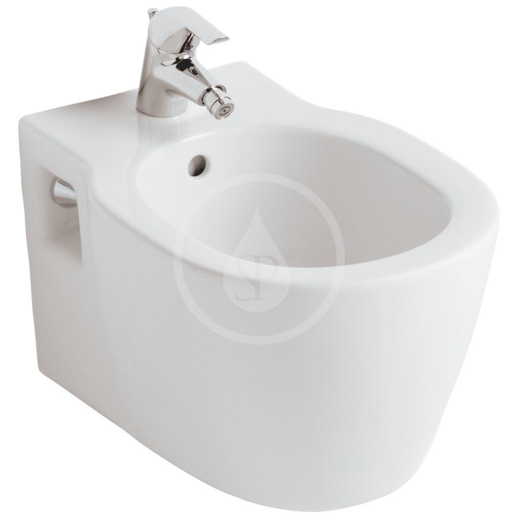 Ideal Standard Connect Závěsný bidet, 360x540x300 mm, bílá