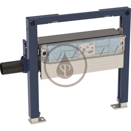 Geberit Duofix Montážní prvek pro sprchu, 50 cm, s odtokem ve stěně, pro výšku mazaniny u vtoku 90–200 mm