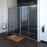 Gelco DRAGON sprchové dveře do niky, čiré sklo
