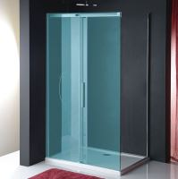 ALTIS LINE boční stěna 800mm, čiré sklo, výška 2000mm, sklo 8mm