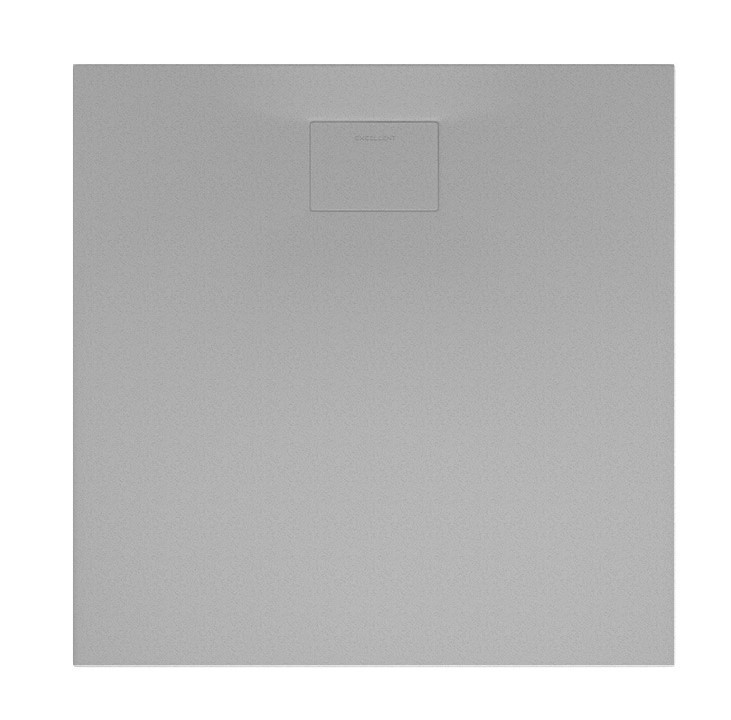 Sprchová vanička Lavano 90 x 90 cm, čtvercová beton