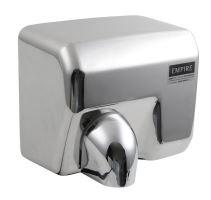 Sapho EMPIRE elektrický osoušeč rukou, nerez mat
