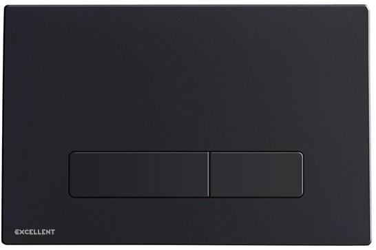 Tlačítko k WC AURRO černé