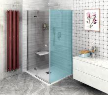 FORTIS LINE sprchové dveře, čiré sklo, levé