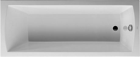 Duravit Daro vana 1700x700mm bílá