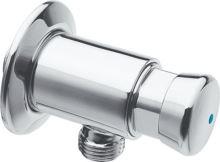 Silfra QUIK samouzavírací nástěnný pisoárový ventil, chrom