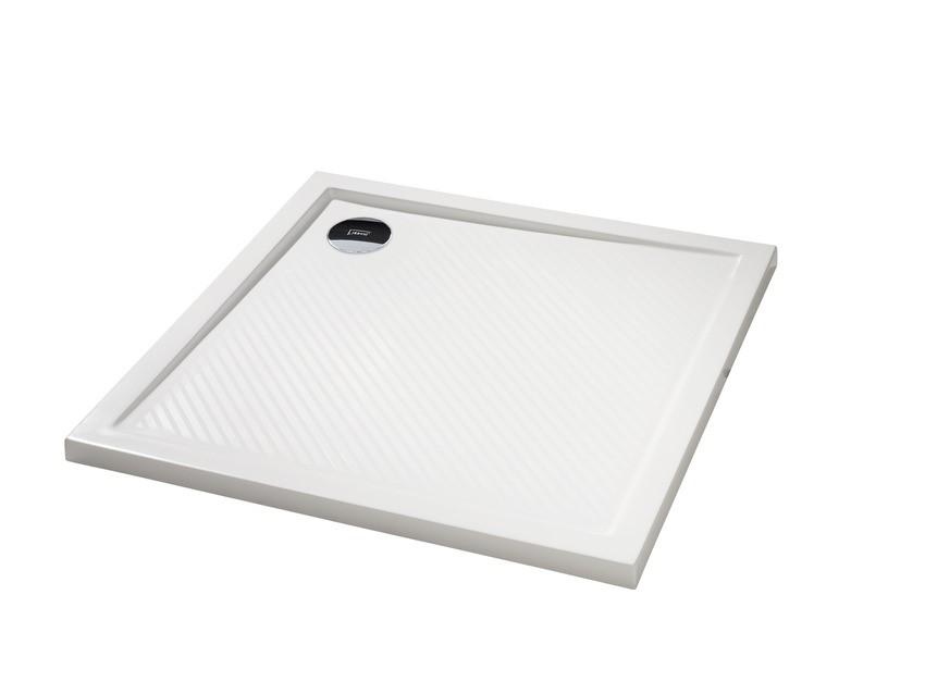 Hüppe Purano sprchová vanička 4-úhelník barva vaničky: bílá