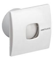 Cata SILENTIS 10 T koupelnový ventilátor axiální s časovačem, 15W, potrubí 100mm,bílá
