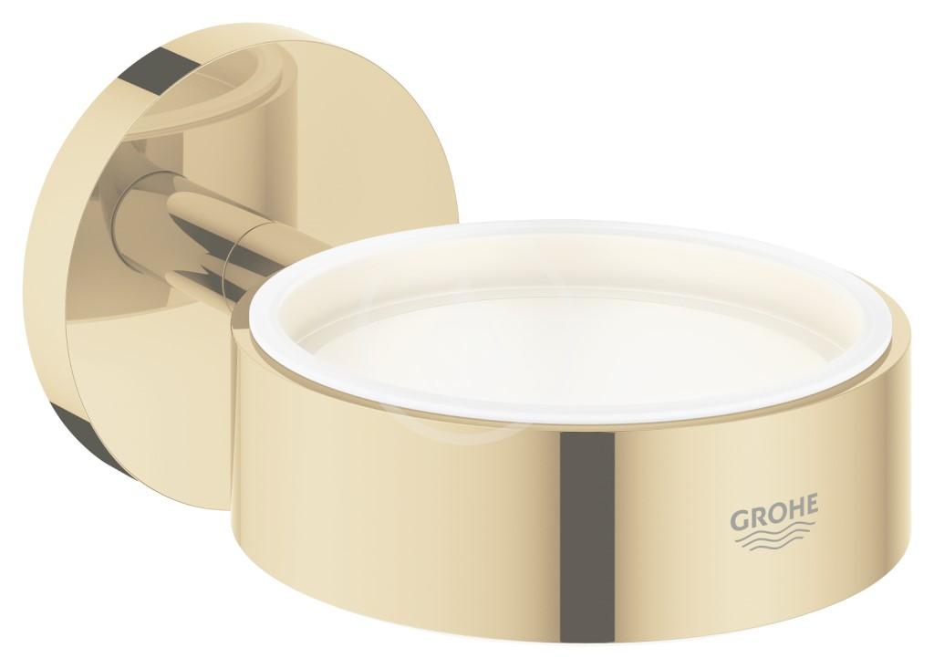 Grohe Essentials Držák skleničky/mýdelníku, Cool Sunrise