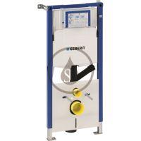 Geberit Duofix Montážní prvek pro závěsné WC, 112 cm, splachovací nádržka pod omítku Sigma 12 cm, pro odsávání zápachu