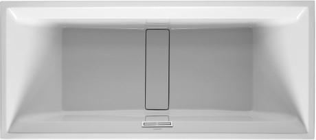 Duravit 2nd floor vana 1800x800mm bílá