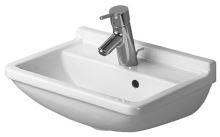 Duravit Starck 3 umývátko 500mm bílá