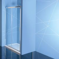 Polysan EASY LINE sprchové dveře 1100mm, čiré sklo