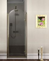Gelco ANTIQUE sprchové dveře, pravé, čiré sklo, bronz