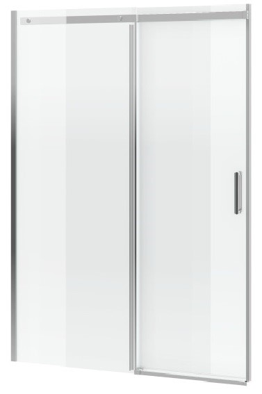 Sprchové dveře ROLS 2.0 posuvné 120 cm