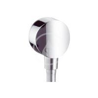 Hansgrohe Fixfit Sprchové kolínko S se zpětným ventilem, chrom