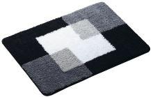 COINS předložka 60x90cm s protiskluzem, polyester, šedá