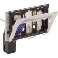 Geberit Duofix Souprava s otvorem pro vhazování WC tablet Duofresh, pro Sigma splachovací nádržku pod omítku 12 cm