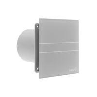 Cata E-100 GST koupelnový ventilátor axiální s časovačem, 8W, potrubí 100mm, stříbrná
