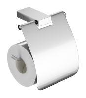 Držák toaletního papíru s klapkou Riko