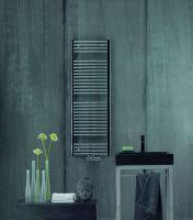 Zehnder Aura 1466 x 600 mm, elektrická, rovná, chrom