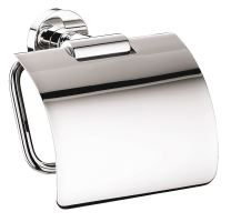 Emco Eposa držák toaletního papíru s krytem chrom