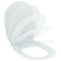 Ideal Standard Connect Air WC sedátko ultra ploché softclose, 365 x 445 x 50 mm, bílá
