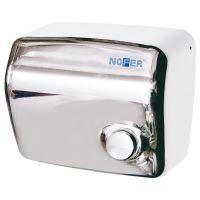 Sapho Elektrický osoušeč rukou s tlačítkem, 1500 W, nerez